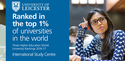 University of Leicester International Study Centre